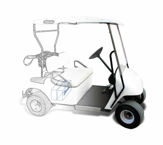 Electric Golf Cart Battery
